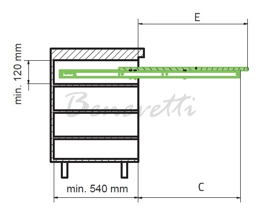 hlinikovy-stredovy-uchyt-70-mm